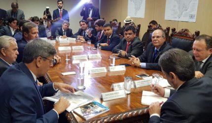 Reunião de Jerry com ministro de Bolsonaro irrita Adriano Sarney