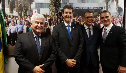 Eduardo Braide afirma que vai trabalhar para a criação do Centro Espacial Aéreo de Alcântara