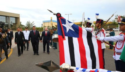 Avança a reforma da equipe do governador Flávio Dino