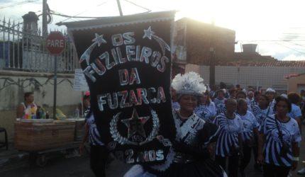 O Pré-carnaval da Madre Deus deste domingo (20) em São Luís