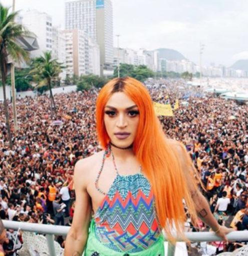 Pré-Carnaval de São Luís terá Bloco da Pabllo Vittar na Litorânea