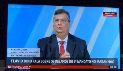 Na TV, Flávio Dino propõe a criação de Guarda Nacional com 10 mil soldados