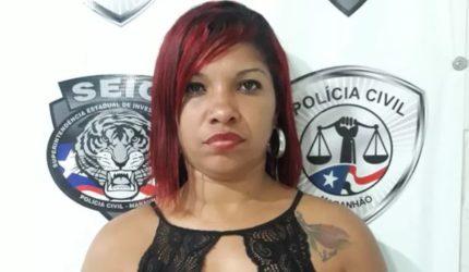 Mulher é presa por participação em assalto a banco no Maranhão