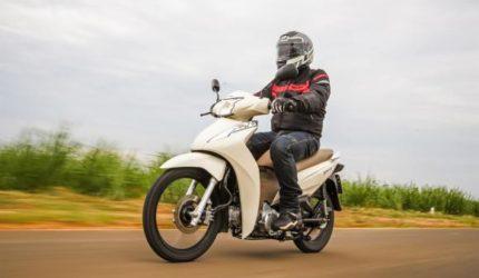 Motos com até 110 cilindradas já não pagam mais IPVA
