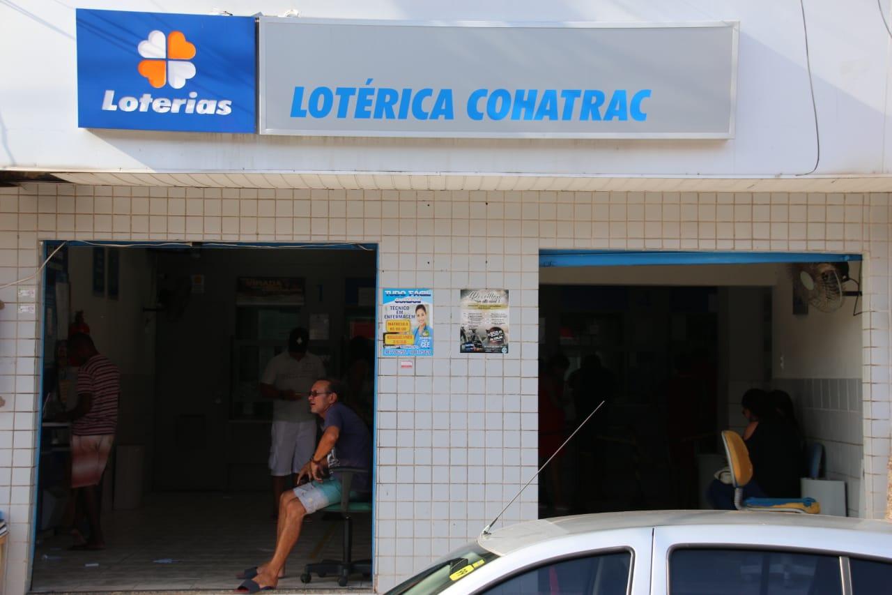 Resultado de imagem para LOTÉRICA EM SÃO LUIS
