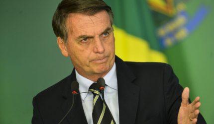 Bolsonaro e Piñera rejeitam intervenção militar na Venezuela