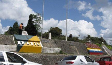 Maduro ordena fechamento da fronteira com o Brasil ainda hoje