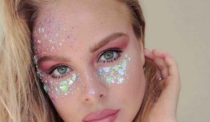 Cuidado com a maquiagem nos olhos!