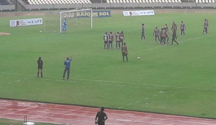 Maranhão derrota Sampaio e se aproxima de classificação no estadual
