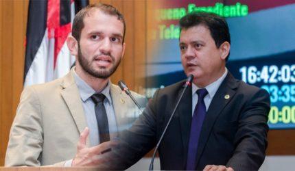 Rigo Teles (PV) e Fernando Pessoa (SDD) trocam acusações por conta de time de futebol