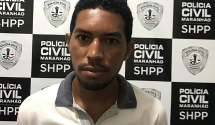 Suspeito de feminicídio é preso no Anjo da Guarda