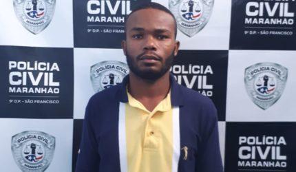 Acusado de assassinar jovem na Litorânea a tiros é preso