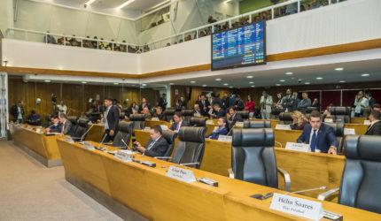 Frentes parlamentares são protocoladas na Assembleia Legislativa do Maranhão