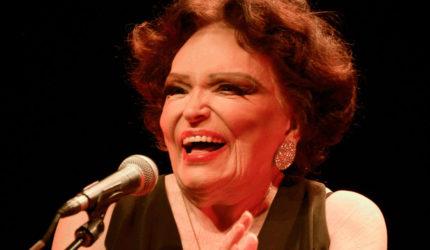 Morre aos 96 anos, a estrela dos musicais, Bibi Ferreira