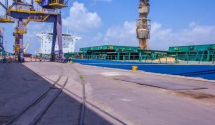 Porto do Itaqui promete dobrar a exportação de grãos em 2020