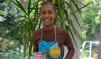 Maranhense vence a competição culinária 'Fecha a conta' do Mais Você