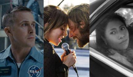 Confira os indicados ao Oscar de Melhor Filme em 2019