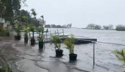 Rompimento na Barragem do Rio Pericumã pode cancelar Carnaval de Pinheiro