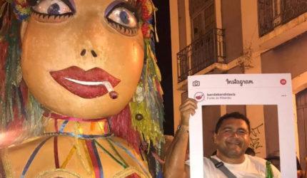 Aos 20 anos, Banda Bandida lota ruas do Centro Histórico neste sábado