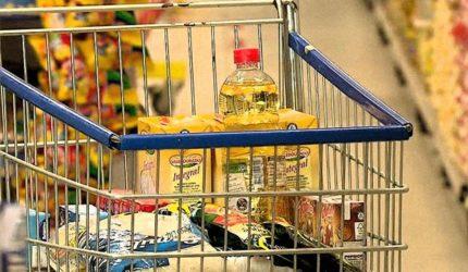 Valor da cesta básica em São Luís apresenta queda de 1,9%