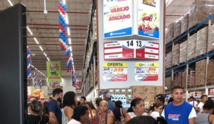 Inauguração do Mix Mateus em Pinheiro movimenta a Baixada Maranhense