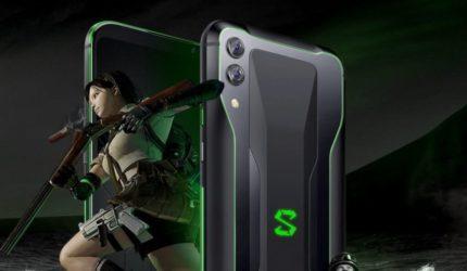 Empresa chinesa lança smartphone voltado para público gamer