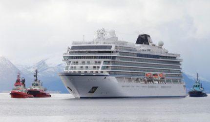 Passageiros são resgatados de navio na costa da Noruega