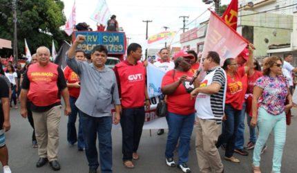 Márcio Jerry participa de ato contra a Reforma de Bolsonaro em São Luís