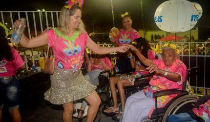 Acessibilidade é uma das marcas do Carnaval de Todos 2019