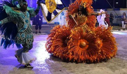 Favela do Samba é campeã do Carnaval de São Luís