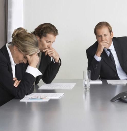 Como lidar com a baixa produtividade no escritório de advocacia?
