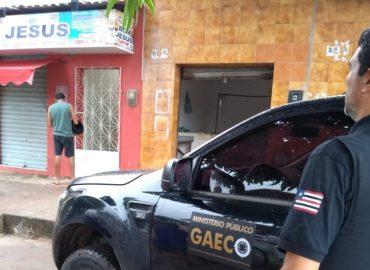 MP e Polícia Civil cumprem mandado de busca e apreensão no Maranhão