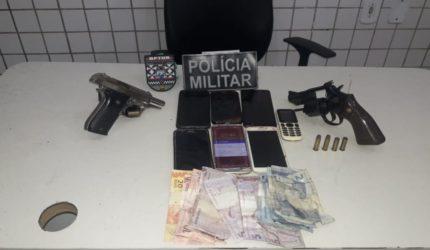 Policial de folga recupera bens de assalto à ônibus em São Luís