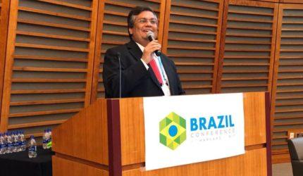 Flávio Dino é convidado para os EUA para falar sobre prisões brasileiras