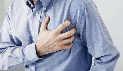 Conheça oito causas de dor no peito que não são infarto