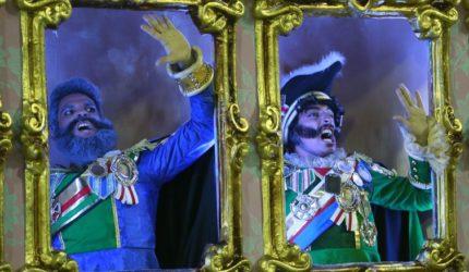 Mangueira é a campeã do carnaval carioca de 2019