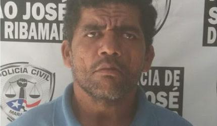 Homem acusado de estupro de vulnerável é preso em São José de Ribamar