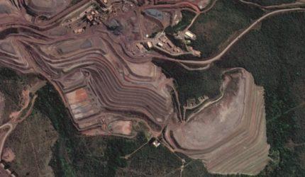 Sirene dispara em Barão de Cocais e barragem pode se romper a qualquer momento