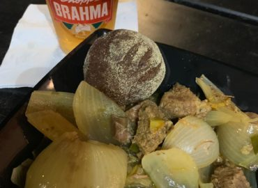 Happy Hour com culinária alemã  conquista as quintas-feiras na Brahma Express