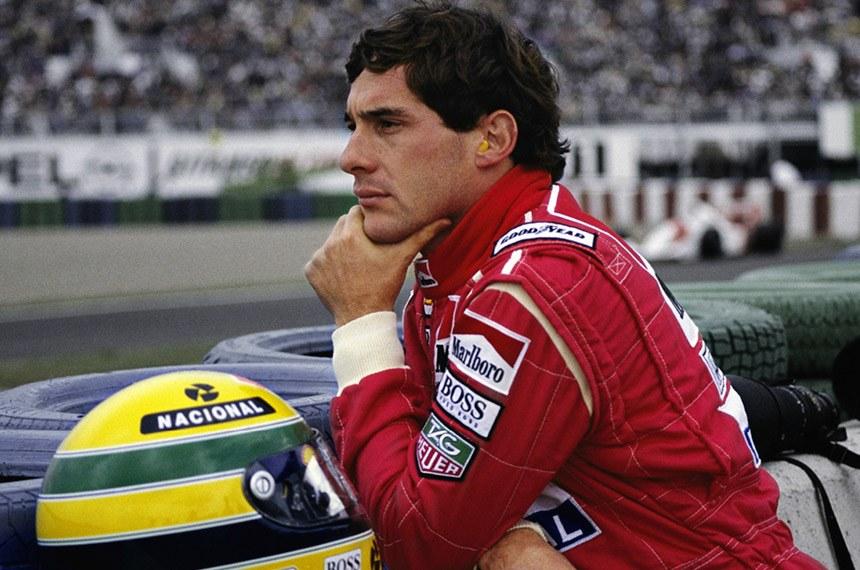 #OffTopic RiP Ayrton Senna da Silva