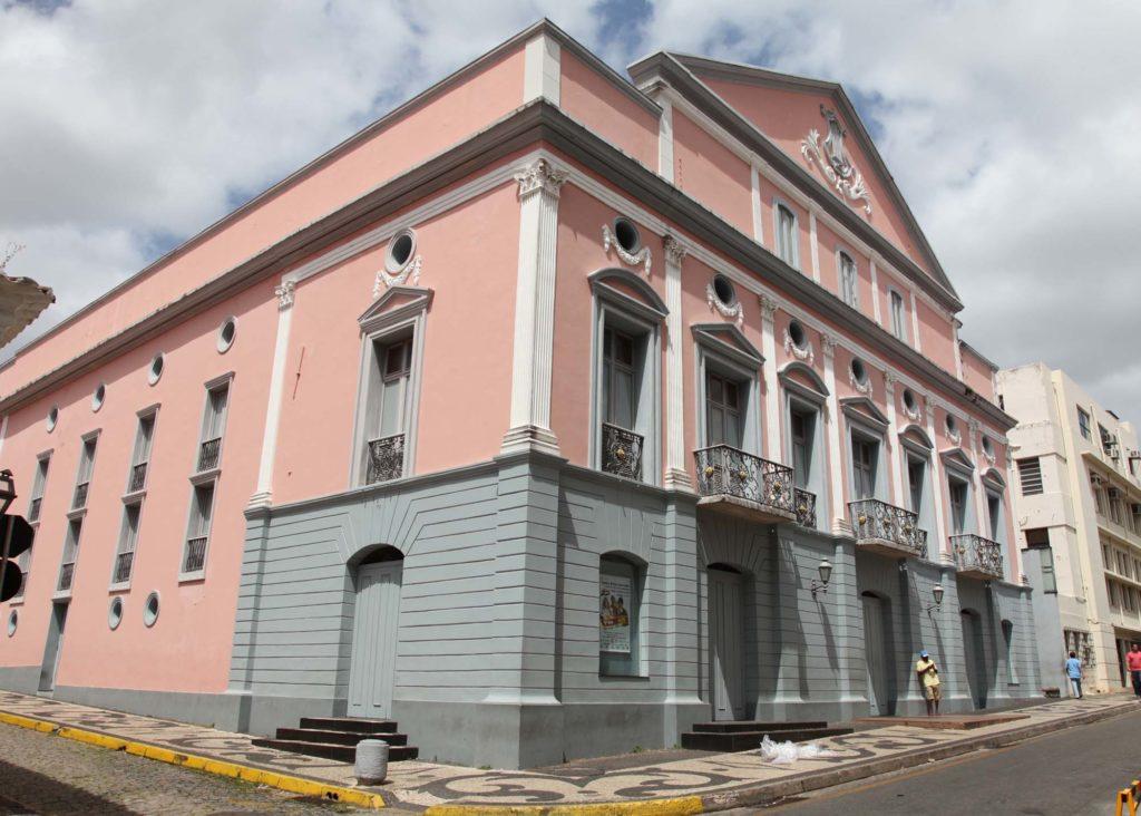 Teatro lançou uma campanha em comemoração aos seus 202 anos que será comemorado no dia 1º de junho