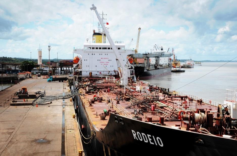RECORDE Porto do Itaqui já movimentou 22,5 milhões de toneladas de cargas este ano - O Imparcial