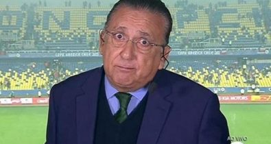 Galvão Bueno tem contas bancárias bloqueadas pela justiça