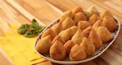Aprenda como fazer coxinha de batata doce