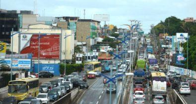 São Luís registrou 71.386 infrações de trânsito em 2021