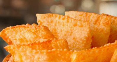 Oito Restaurante: menu com comidinhas de boteco