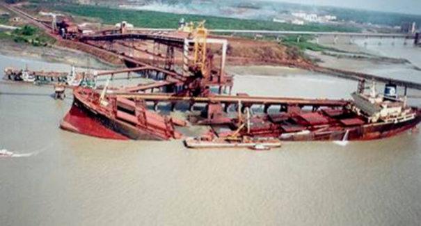 Os 6 maiores acidentes portuários já registrados no Maranhão