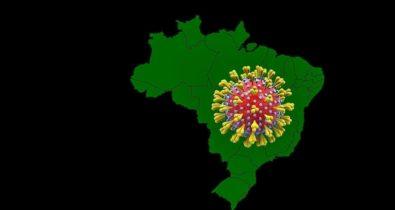 Brasil tem 621 casos confirmados e 6 mortes por coronavírus