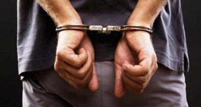 Homem é preso suspeito de vários furtos em Tutória e em municípios vizinhos