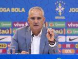 Copa América: o desafio de Tite em 2021